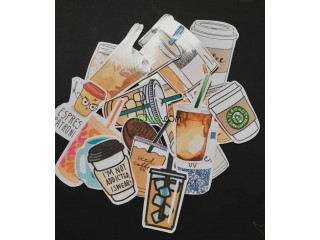 Stickers,Packaging, Design sur commande ???????????? stickers emballage avec vos logo marque ????????
