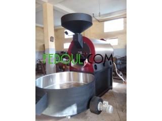 Torrefacteur de café et mokaserate