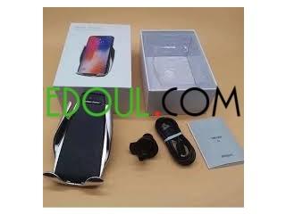 S5 Smart Sensor Car Wireless Charger