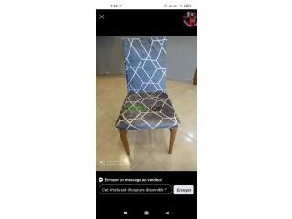 Housse de chaise 3d
