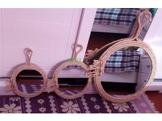Miroir corde