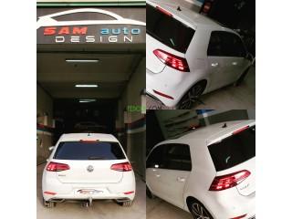 SAM auto Design