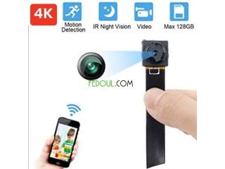 Caméra miniature wifi 4k