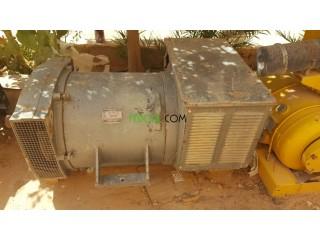 Génératrice SDMO 265 kva 220 V