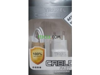 Chargeur samsung