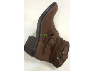Boots marron