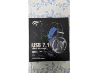 Casque gamer 7.1 usb