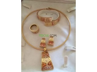 Parrure originals Or 18k