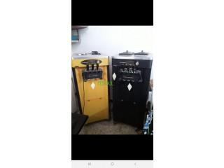 2 machine a glace