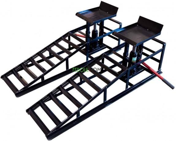 rampe-de-voiture-hydraulique-avec-une-fonction-de-levage-big-1