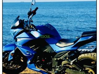 Moto SAM 250cc