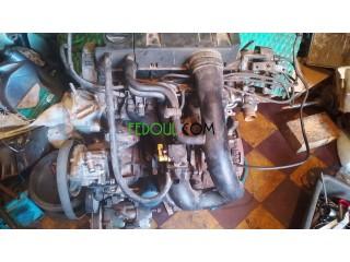 Vente moteur bx 405 ou 406 injection