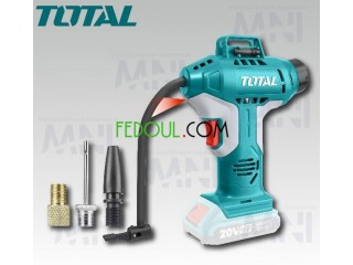 COMPRESSEUR AUTO BAT produit original total