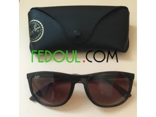 Lunette Ray-Ban 100% protection UV