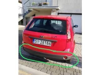 Pare choc arrière Ford Fiesta 2006(le bas)