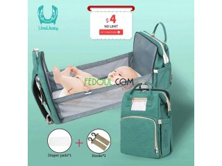 حقيبة الام و الطفل baby bag travel