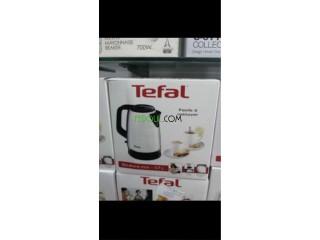 BOUILLOIRE Tefal / Inox - Facile à Nettoyer