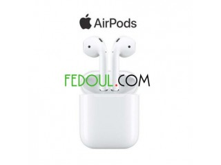 Écouteurs Apple AirPods