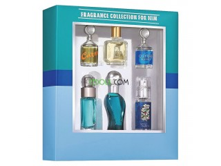Collection de parfums pour homme