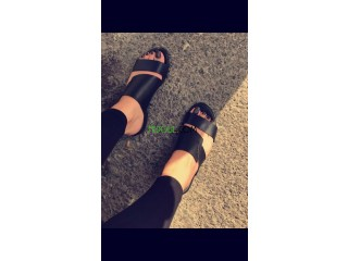 Chaussure femme cuire