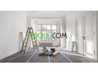 Peintre et placo plâtre et pvc