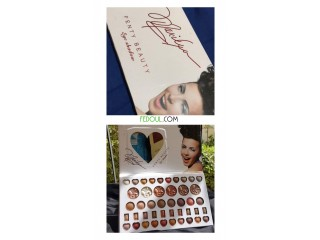 Maquillage palettes eyeshadow
