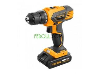 المعدات والأدوات المهنية مثقاب بدون أسلاك 14.4 فولت