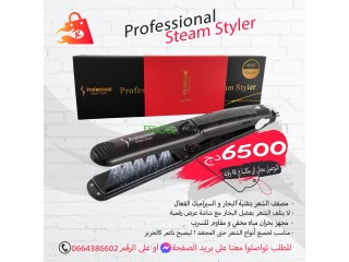 Professional steam styler