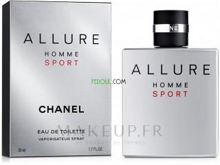 Parfum Allure homme sport chanel original 100 ml