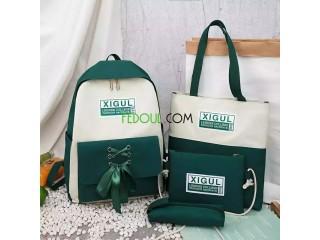 Des sacs a dos