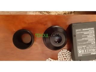 Objectif Nokia + chargeur de batterie