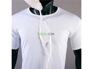 T-shirt hydrophob imperméable (Nano technologie )