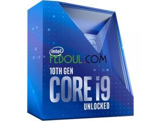 Intel Core i9-10900K 3.7 GHz Ten-Core LGA 1200 Processor
