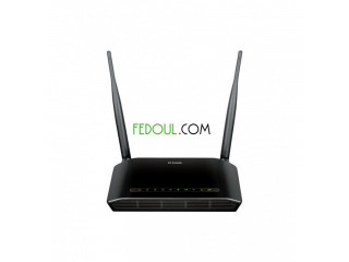 D-LINK WIRELESS ADSL MODEM ROUTEUR DSL-2790U