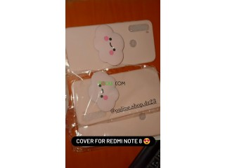 Cover for Redmi Note 8