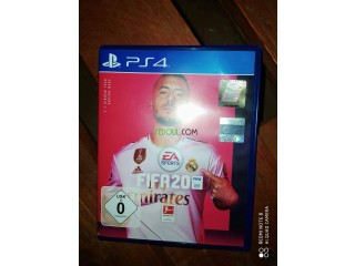 CD FIFA 20 PS4 nbi3 wla nbedel