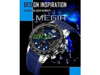 Montre MEGIR Original neuf