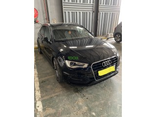 Audi A3 2018 Quattro 184 ch 24700 km