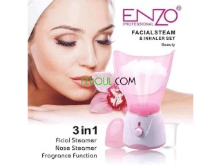 Facial steamer enzo