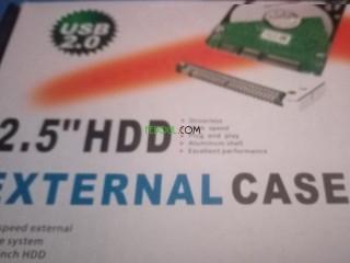 External case rak usb2