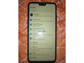 Huawei Y9 2019 [128/4Gb] caba fih ghir charger