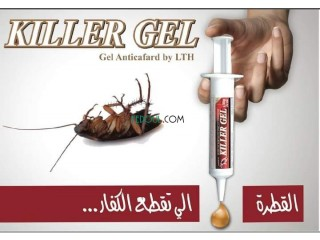 Killer gel anti cafard