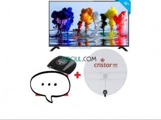 Pack télévision