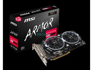 GPU MSI Radeon RX580 4GB OC
