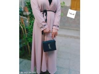 Abaya spring from sabrin'elle_designes