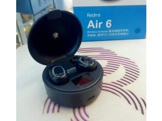 Écouteurs Bluetooth Redmi Xiaomi Air 6