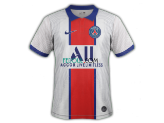 Maillots des clubs 2021