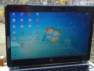 حاسوب محمول من نوع HP