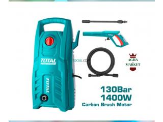 غسالة الضغط العالي الأصلية من شركة Total tools 130 BAR / 1400 W