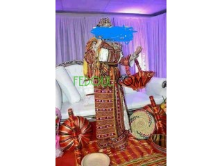 Robe kabyle chic